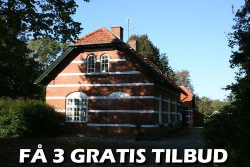 Træfældning Lyngby